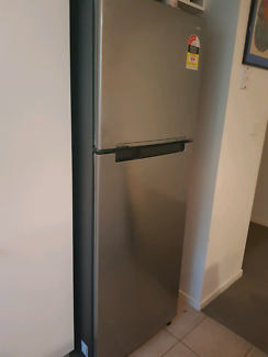 Stainless steel Samsung 350L fridge