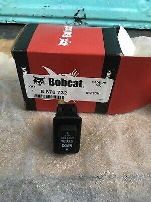 Bobcat Power Bobtach Switch 753 763 773 863 873 883 963 Skid Steer Loader Rocker