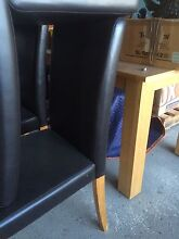 DINING TABLE PLUS 6 CHAIRS Pinkenba Brisbane North East Preview