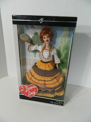 I Love Lucy Barbie: Episode 38 The Operetta  Collector Edition NIB