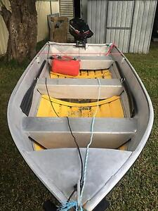 10ft tinny with 9.9 mercury Richmond Hawkesbury Area Preview