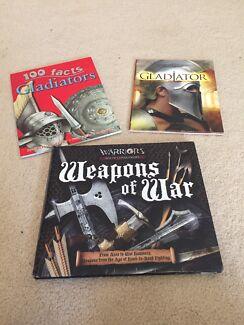 Gladiator books