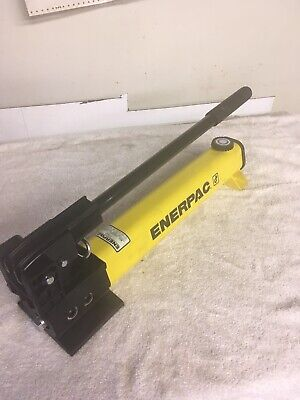 Enerpac P-392 10000 Psi Hand Pump. New Never Used.