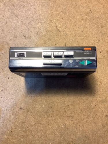 Rare Aiwa HS T200 Vintage Walkman Fully Tested & Works Perfect Free Shipping!