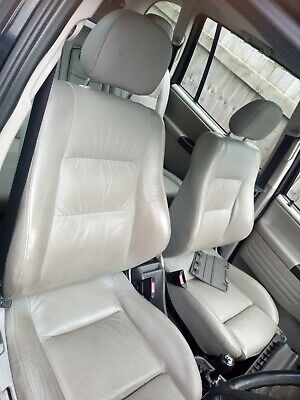 zafira leather seats