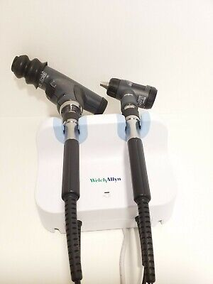 Welch Allyn Wall Transformer Gs 777 Panoptic Ophthalmoscope Otoscope