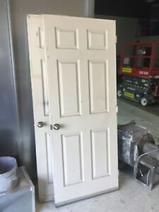 "6 panel interior doors 36"" and 32"""