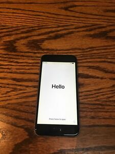 Perfect condition iPhone 6 64GB unlocked