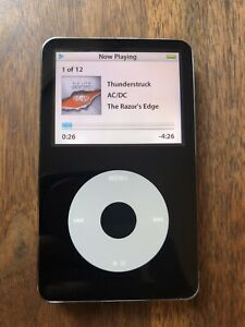5.5 Gen iPod Classic 256GB SSD/Wolfson Dac**Please Read**