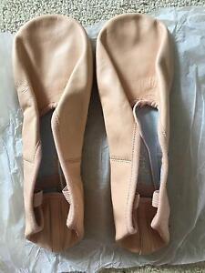 Energetiks split sole pink ballet shoe size 7.5B Turramurra Ku-ring-gai Area Preview