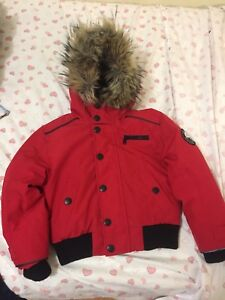 PARKA JACKET FOR BOYS SIZES 5/ SNOW PANTS FOR YOUTH SIZE  5