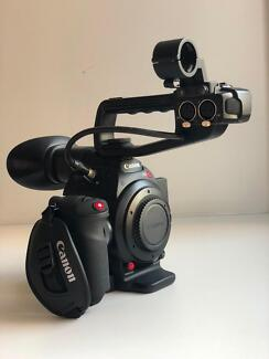 Canon C100 Mark II Body (3 Available)