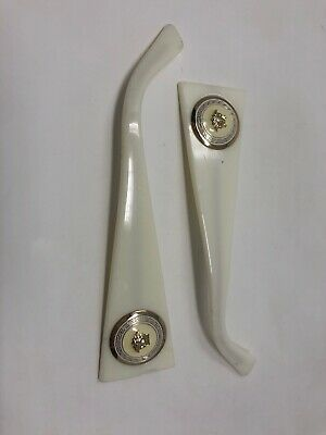 Authentic Temple Replacement PARTS VERSACE MOD.2163 1002/83 135mm White UL52