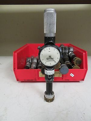 Standard Dial Bore Gage No. 3 1.5 - 2.16 .0001 Tested Db60