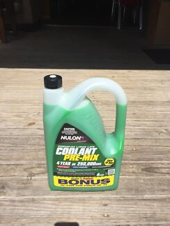 Coolant Green Pre-Mix Nulon Premium Long Life 6L Stanmore Marrickville Area Preview