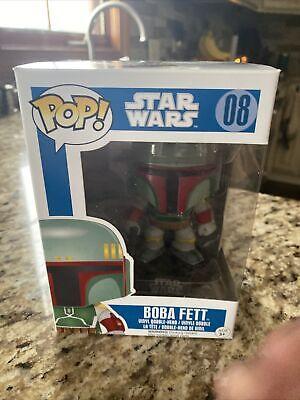 Star Wars Boba Fett Funko Pop