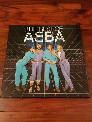 ABBA - THE BEST OF ABBA - BOX SET OF 5 VINYLS 1982 ☆MINT☆