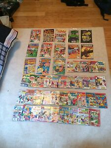 Lots of Comics lots of Archie's!