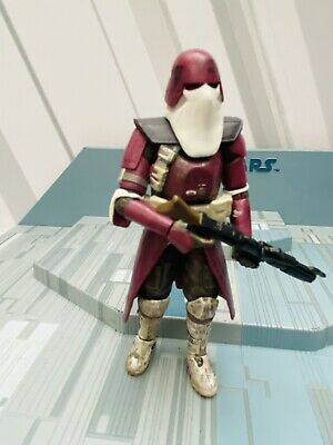 STAR WARS CLONE WARS  MINT & LOOSE ACTION FIGURE - CLONE GALACTIC MARINE