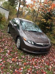 2012 Honda Civic new MVI