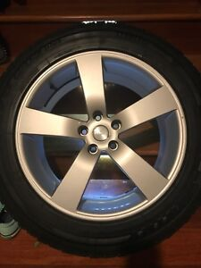 Ford Edge 2015-2016-2017-2018 winter tires - 235/60R18