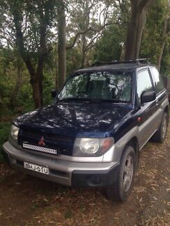 1999 Mitsubishi Pajero Coupe Caves Beach Lake Macquarie Area Preview