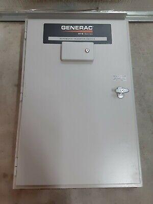 Generac Htsn200a3 Generator Transfer Switch 200amp