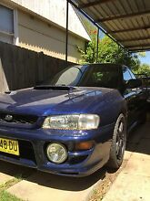 WRX FOR SALE South Granville Parramatta Area Preview