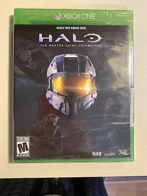 Halo: The Master Chief Collection (Microsoft Xbox One, 2014) New and Sealed comprar usado  Enviando para Brazil