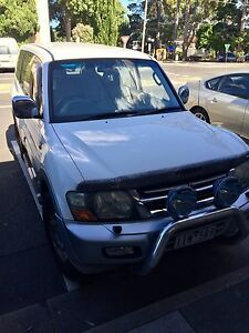 2001 Mitsubishi Pajero Wagon Melbourne City Preview