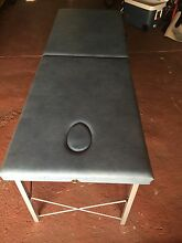 UK built Massage Table and Carry Cover Sandgate Brisbane North East Preview