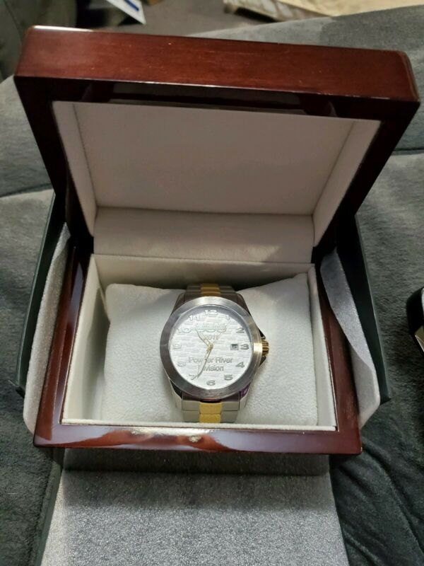 BNSF Powder River Divison 2011 Selco BNSF Watch NEW, NEVER USED