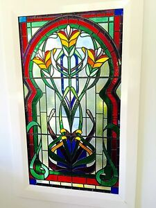 Stained glass window Mount Kuring-gai Hornsby Area Preview