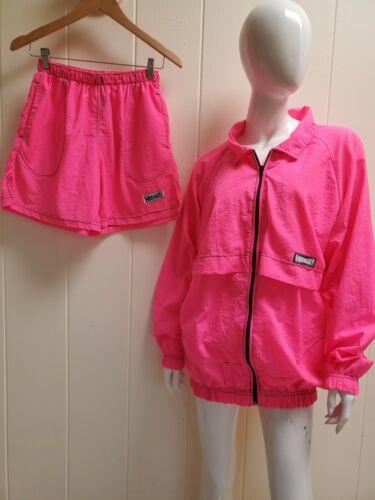 Vintage Hardbody Athletics Neon Pink Women