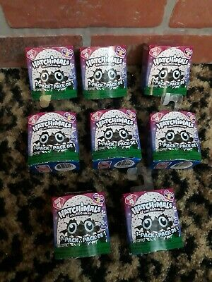 Hatchimals Colleggtibles Hatch Bright Mystery Pack Season 4 Lot 8 Toys Collect