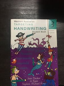 Handwriting student book Thornlie Gosnells Area Preview