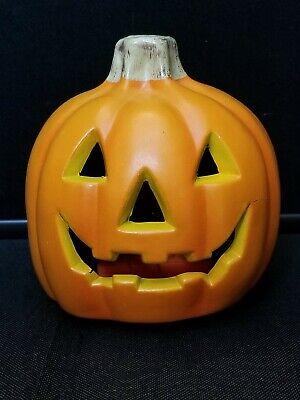 "Vtg 1998 The Paper Magic Group Halloween Indoor Jack O Lantern Blow Mold 5"" #1"