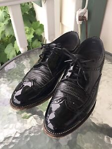 Boys Dress Shoes 100% Patent Leather
