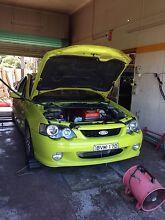 Xr6 turbo 302hp Wauchope Port Macquarie City Preview
