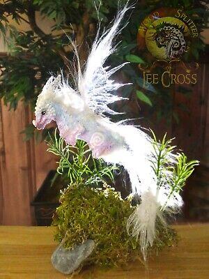100% Handmade Woodsplitter Lee Cross Baby Ice Dragon!