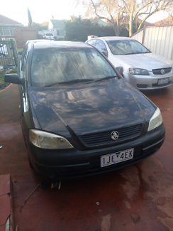 Holden Astra Automatic Sedan 4D