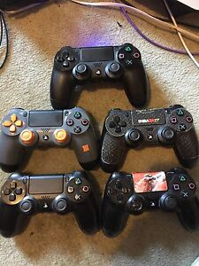 5 PS4 Controllers for $180 or $45 Each Melbourne CBD Melbourne City Preview