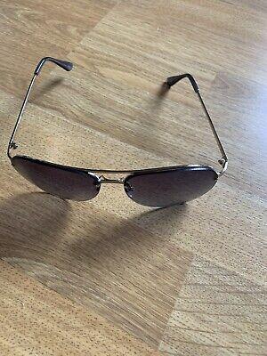 Michael Kors Kai Aviator Sunglasses