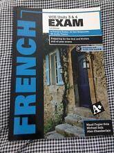 VCE Unit 3 & 4 French Exam booklet Albert Park Port Phillip Preview