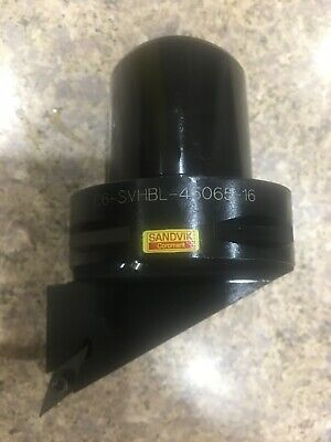 Sandvik Capto C6-svhb-45065-16 Turning Head