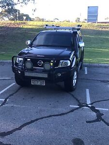 2013 STX 550 Nissan Navara Currambine Joondalup Area Preview