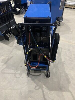 Miller Syncrowave 180 Sd Welder With Cooler Torch Foot Pedal