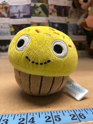 D Kidrobot Heidi Kenney Cupcake Novelty Plush Soft Toy Teddy Food
