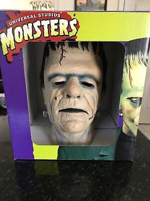 Don Post Frankenstein MIB Calendar mask! WOW!