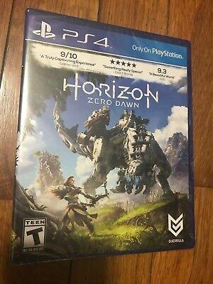 Horizon  Zero Dawn  Sony Playstation 4  2017  Brand New